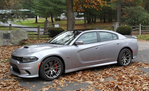 Driven 2015 Dodge Charger Srt 392 Amp Hellcat Speed Sport