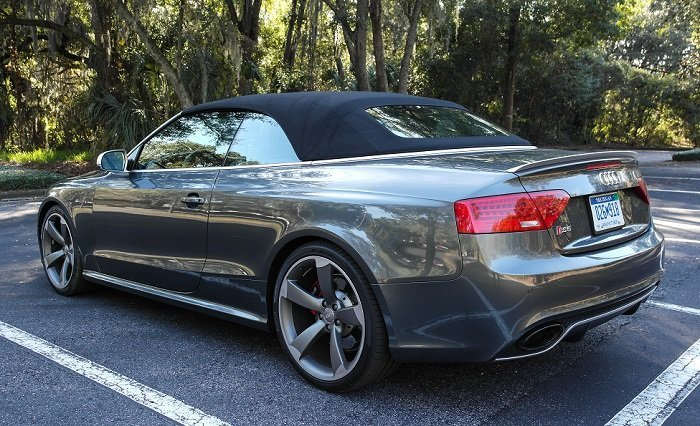 Driven Audi RS Cabriolet SpeedSportLife - Audi rs 5
