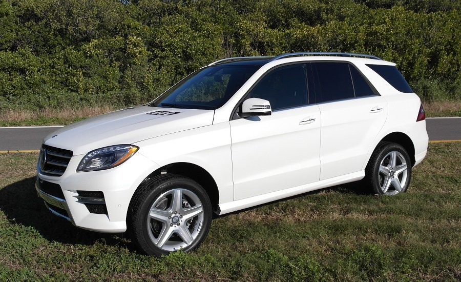 Driven: 2015 Mercedes-Benz ML400 - Speed:Sport:Life