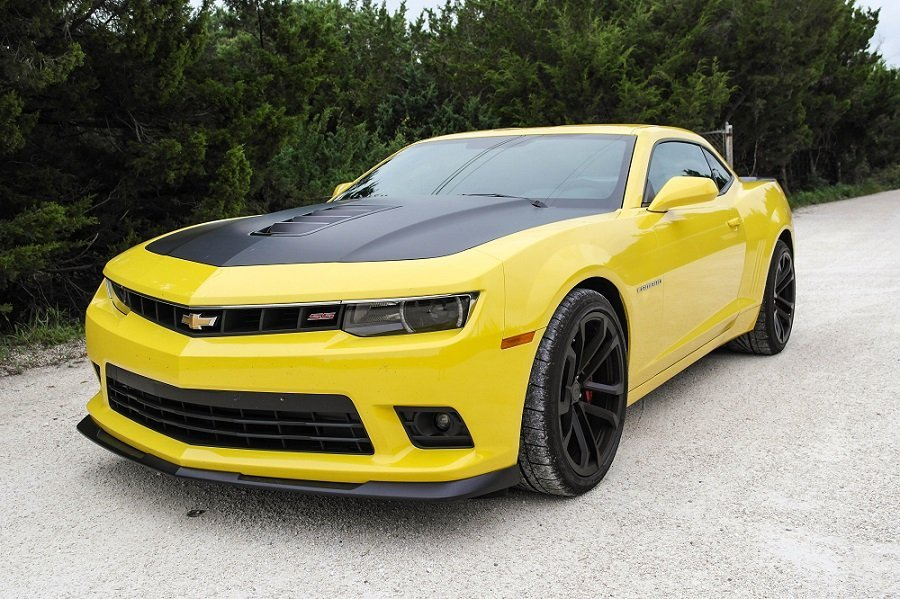 driven 2015 chevy camaro ss 1le speed sport life. Black Bedroom Furniture Sets. Home Design Ideas
