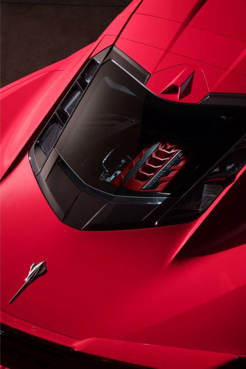 2020 C8 Corvette Stingray Unveiled - Speed:Sport:Life