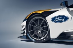 Created by Ford Performance and Multimatic, the Ford GT Mk II delivers the full performance potential of the Ford GT in a track-only version engineered independent of race series rules, regulations and limitations