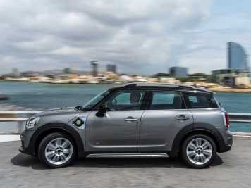 2019 Mini Countryman S E All4