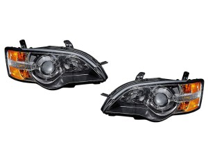 DEPO 20052006 Subaru Outback Replacement Black Projector