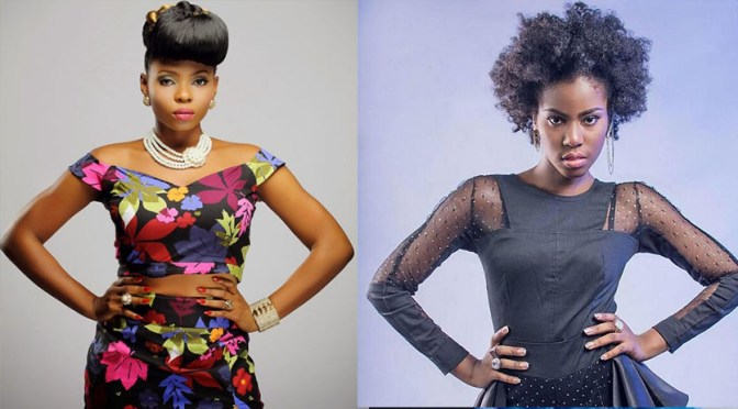 MZVEE AND YEMI ALADE ON A NEW VIDEO