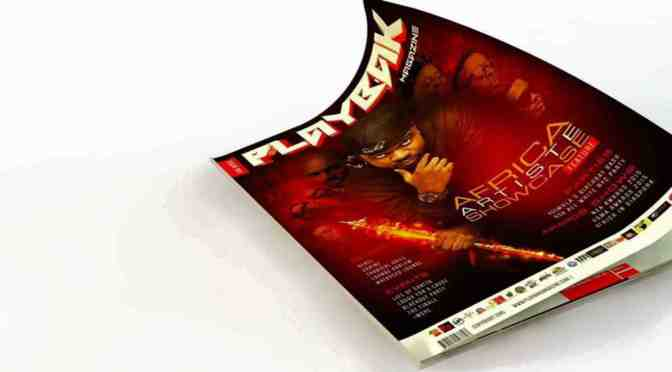 PLAYBAK MAGAZINE SET TO LUNCH 3RD EDITION