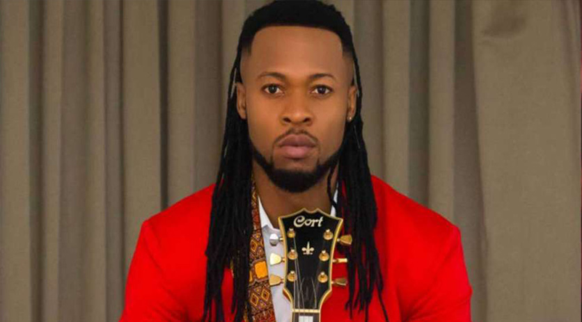 FLAVOUR AND DIAMOND PLATNUMZ ON TIME TO PARTY