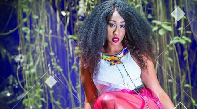 VICTORIA KIMANI RELEASE BOOM TO CELEBRATE HER BIRTHER