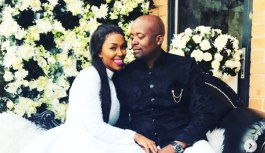 ONE HALF OF THE POPULAR  SOUTH AFRICAN MUSIC DUO MAFIKIZOLO'S NHLANHLA BREAKS OFF 15 YEARS MARRIAGE TO HER HUSBAND