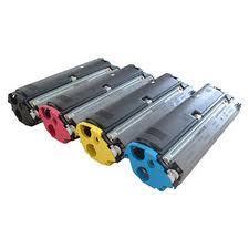 HP LaserJet 8500, 8550 4-Pack Combo Toner (KCMY) $55-Black, $75 Colors