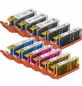 Canon CLi-251XL, PGi-250XL 11-Pack Ink Cartridge Combo $7.99 each