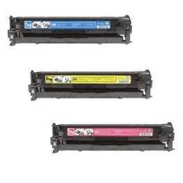 HP LaserJet 3800, CP3505 High Yield 3-Pack Colors (CYM) $55.00 each