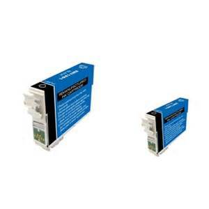 Epson T126120 2-Pack High Yield Black Ink 7.95ea