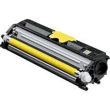 Konica Minolta Magicolor 1600 series Yellow Toner (A0V3OHF) $43.00
