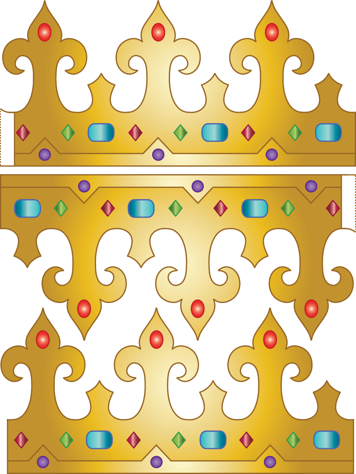 Free Crown Template