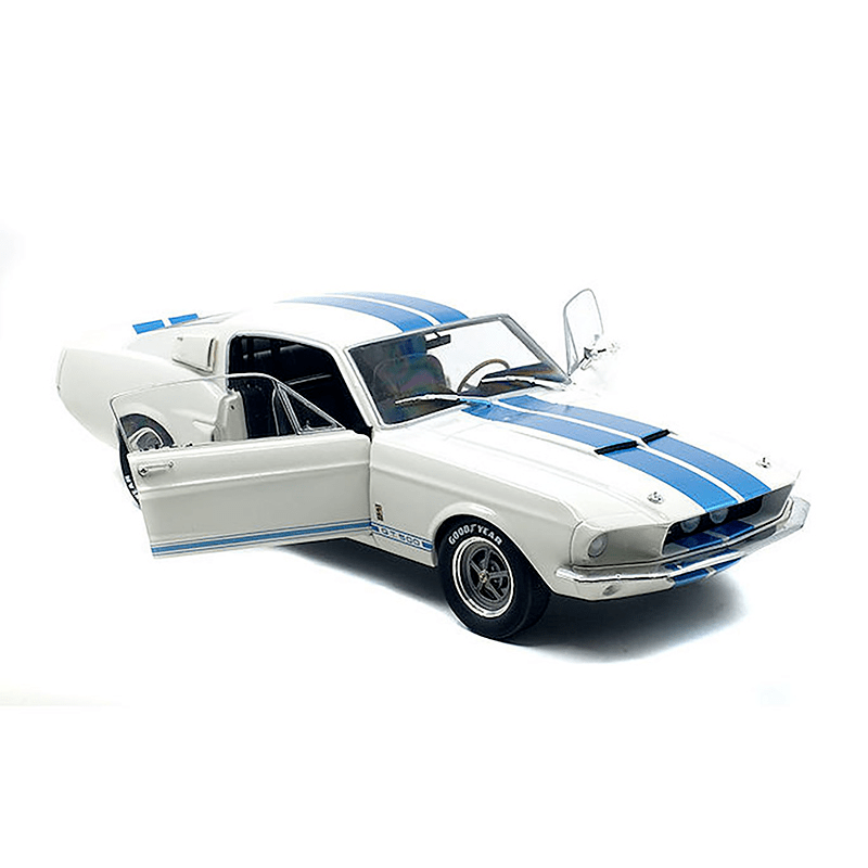 Ford Mustang GT500 1967 White 1//18 S1802901 SOLIDO