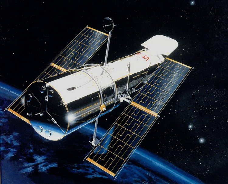 De Hubble Space Telescope