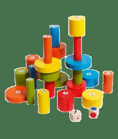 Torreta - een educatief spel van Beleduc