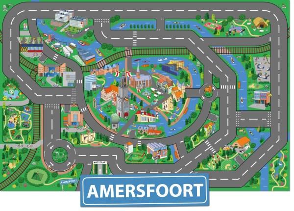 Speelkleed Amersfoort, speelmat Amersfoort, speeltapijt Amersfoort, autokleed Amersfoort