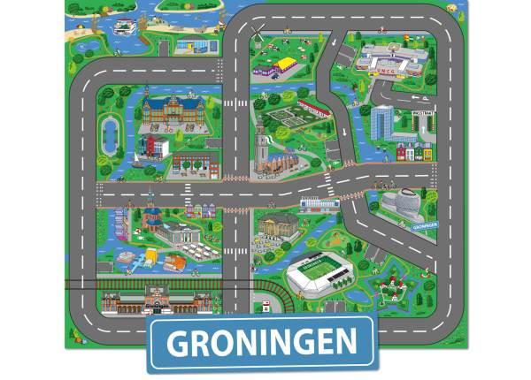 Speelkleed Groningen, Speelmat Groningen, speeltapijt Groningen, autokleed Groningen