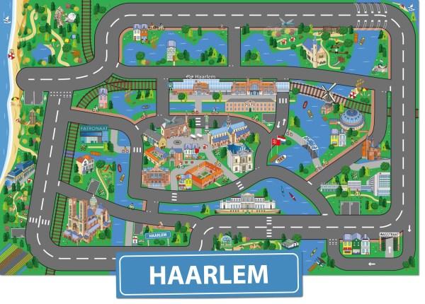 Speelkleed Haarlem, speelmat Haarlem, speeltapijt Haarlem, autokleed Haarlem