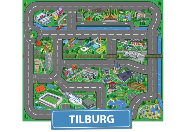 Speelkleed Tilburg, Speelmat Tilburg, speeltapijt Tilburg, autokleed Tilburg