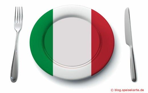 Was kommt auf den Teller in Italien?