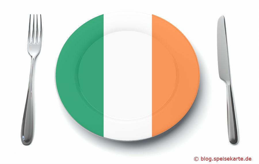 Irland Flagge