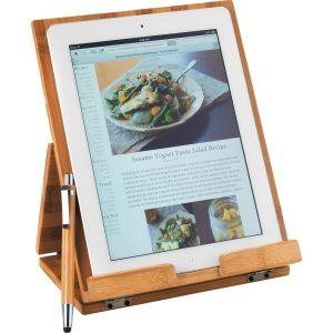 Recipe Book Stand with Ballpoint Stylus