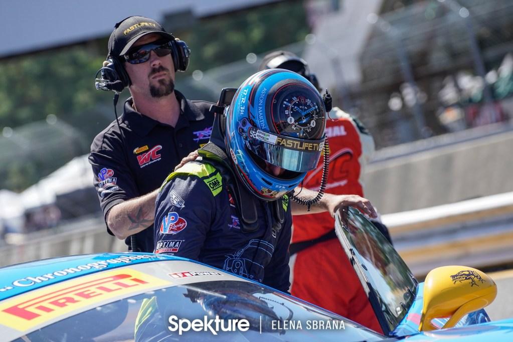 Earchphoto - Derek De Boer at PIR for the Rose Cup Races featuring Pirelli World Challenge.