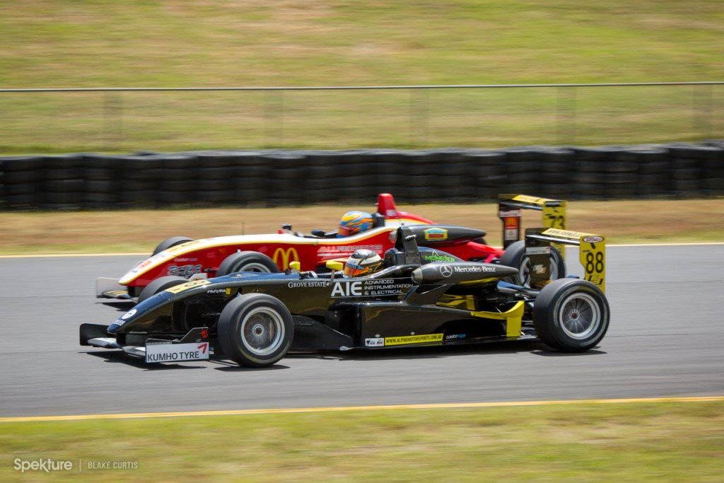 2016 Shannons Nationals and Australian F3 Championship