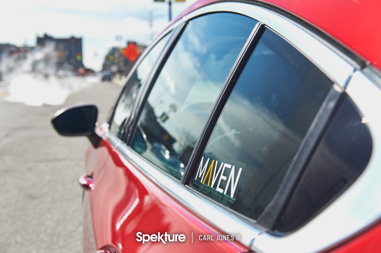 GM Enters Car-Sharing With Maven