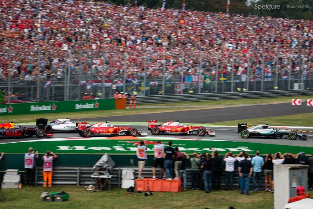 #FORZAMONZA – 2016 Italian Grand Prix
