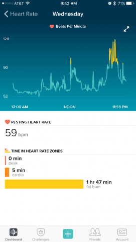 Fitbit - Heart Rate