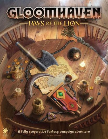Gloomhaven; Jaws of the Lion