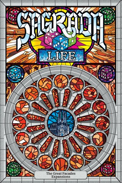 Sagrada Life Box art