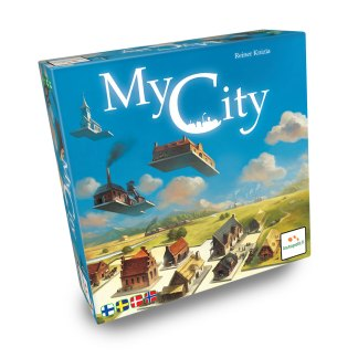 My City Box art