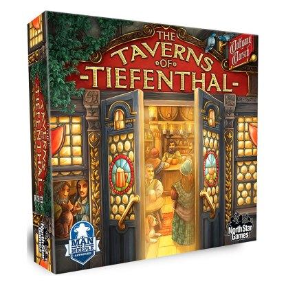 taverns of tiefenthal box art