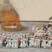 Ritual Sati: The Ultimate Sacrifice or An Extreme Deception?