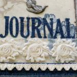 Create a Fabric Covered Journal with Contour Steel Rule Dies