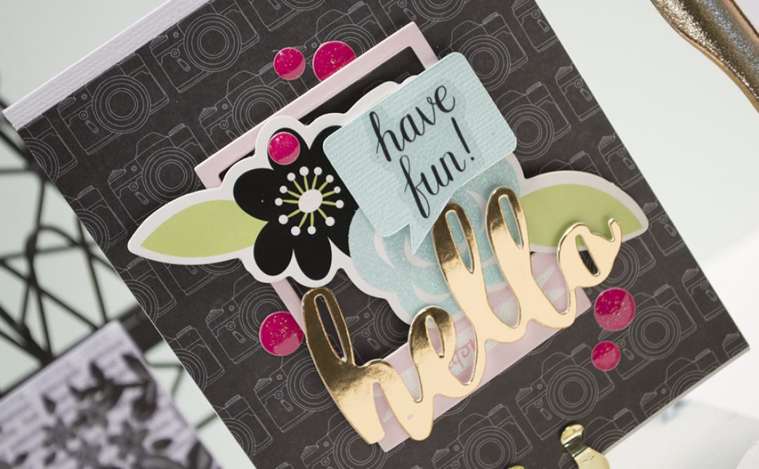 Have Fun Card, June Card Kit of the Month