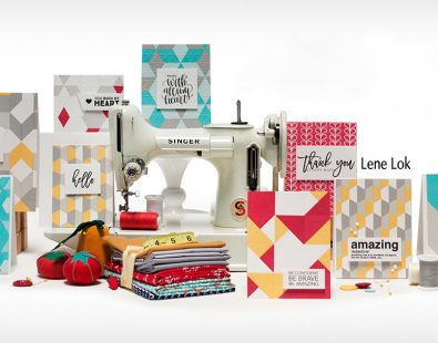 New Arrival, Quilt It by Lene Lok