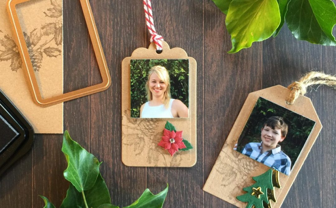 Easy Festive Gift Tags