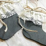 Darling Chalkboard Holiday Ornaments – Christmas in July
