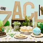 Creative DIY Party Decor Series | Unique and Trendy Cactus Baby Shower