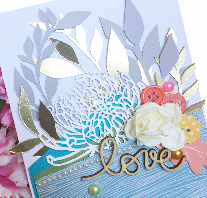 Card Making Challenge! Take Two - Stephanie Low