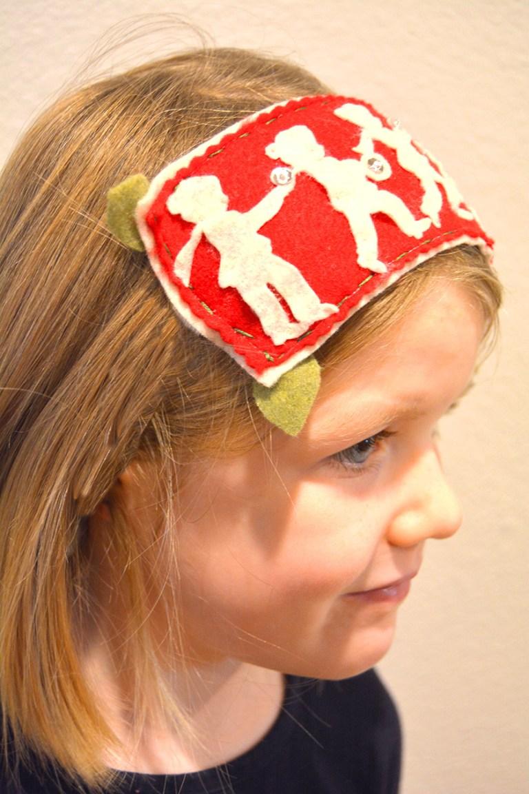 Make a Sweet Scandinavian-inspired Headband