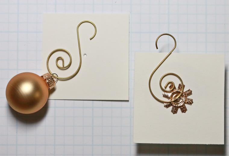 Becca Feeken of Amazingpapergrace.com - Die Cut Ornament Series - Swirl Bliss