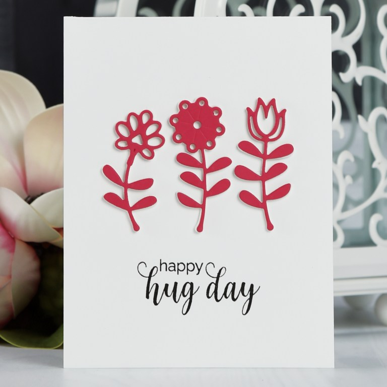 Spellbinders January 2018 Small Die of the Month is Here!