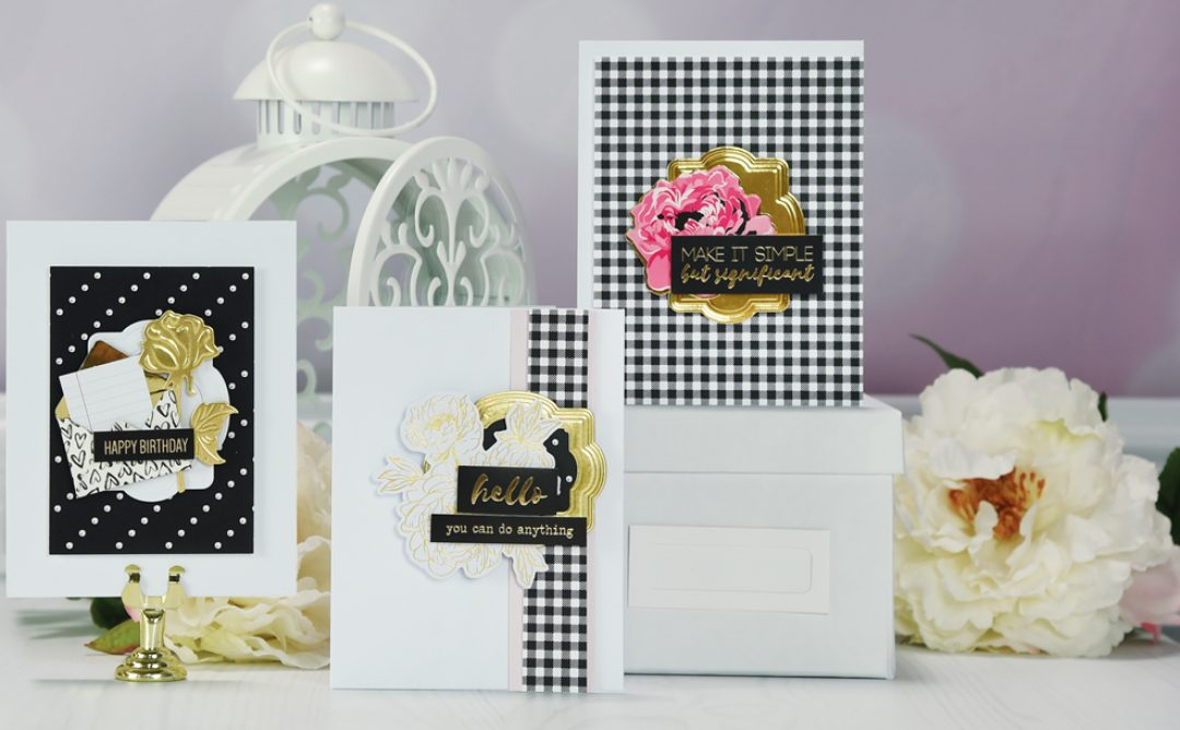 January 2018 Card Kit of the Month is Here!